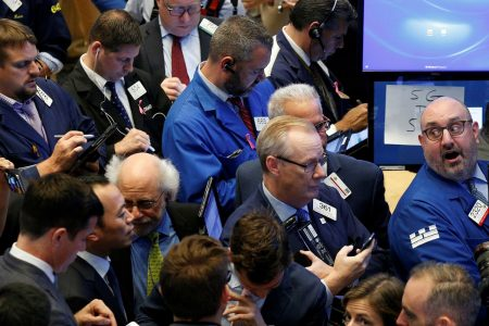 US stock futures climb as investor focus turns to China-US trade talks