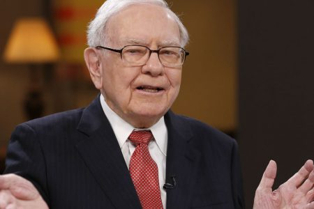 Warren Buffett: There's no question a basket of US stocks will do better over time than bonds