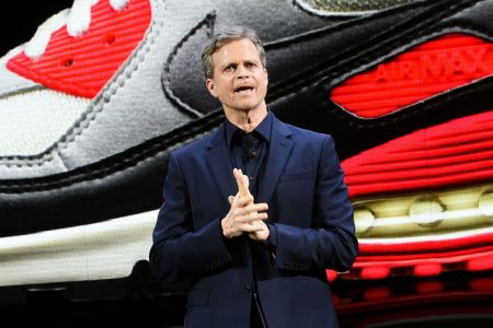 Nike shares rise as retailer is seen taking market share from Adidas, Foot Locker