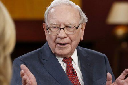 Warren Buffett on the best birthday present a billionaire can ever get: Luck