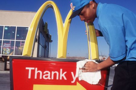 Need job training? McDonald's looks for a few good million in global initiative to reduce youth unemployment