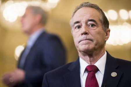 GOP Rep. Chris Collins' insider trading arrest puts a deep-red seat on the House battlefield