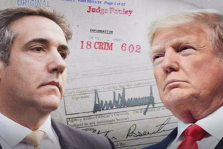 Trump didn't disclose full payments to Cohen in official paperwork, a potential violation