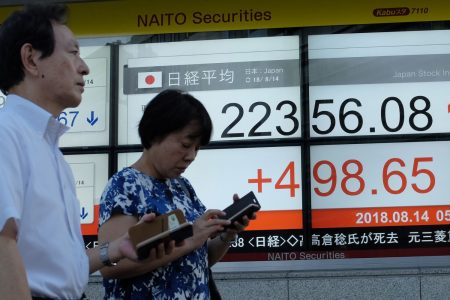 Asia markets higher following news of a US-Mexico trade pact