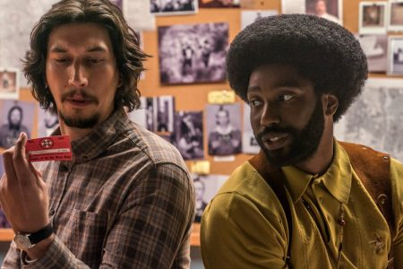 Review: In 'BlacKkKlansman,' Spike Lee Journeys Into White America's Heart of Darkness