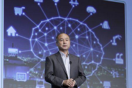 SoftBank Profit Jumps on ARM China Sale, Vision Fund Gains