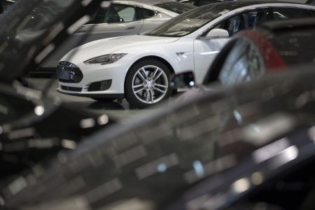 Tesla Plans $5 Billion Investment in China Factory