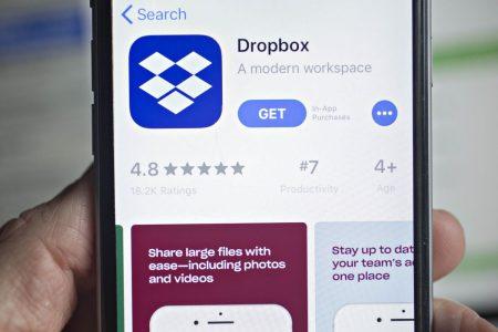 Dropbox Falls as COO Resignation Overshadows Earnings Beat