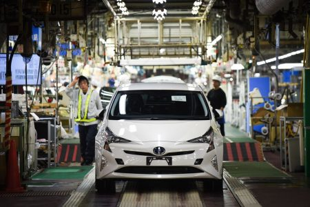Toyota Hones Focus on Cost Cuts, China as US Hurdles Loom