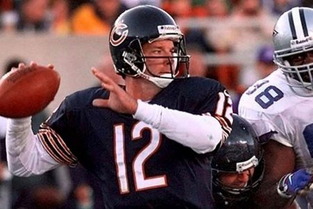 Former NFL QB Erik Kramer charged with assaulting wife