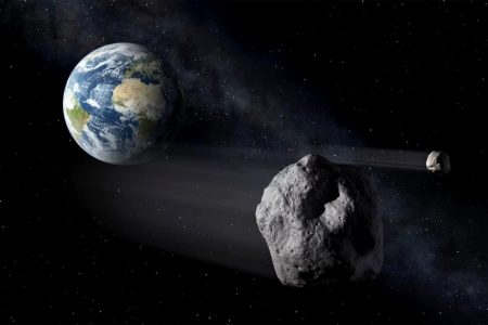Earth has 'minimoons,' and they may solve asteroid mysteries