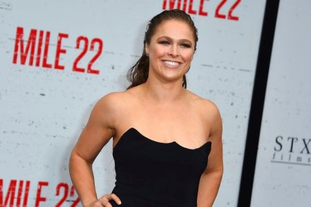 Ronda Rousey says #MeToo movement seems to make people 'less comfortable' around each other