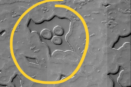 Muppet on Mars? NASA image from the Red Planet sparks comparisons to famous puppet