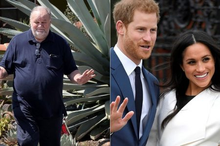 Princess Diana's former bodyguard slams Prince Harry for not protecting Meghan Markle's father