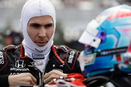 IndyCar's Wickens suffers 'orthopedic injuries' in crash, may need surgery