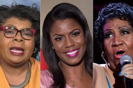 CNN's April Ryan claims Omarosa floated anti-Trump news to take spotlight away from Aretha Franklin