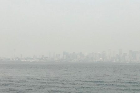 Seattle air pollution equivalent to smoking nine cigarettes thanks to wildfire ash