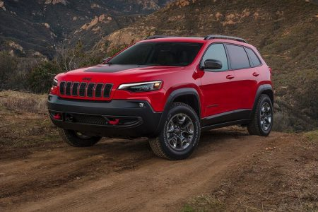 209000 Jeeps and Dodges recalled for bad brakes