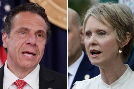 Andrew Cuomo, Cynthia Nixon accuse each other of lying, corruption in heated primary debate