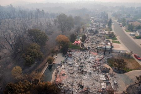 Carr Fire in Northern California now fully contained, fire officials say