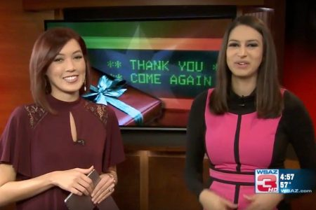 West Virginia meteorologist accused of shoving news anchor, fracturing her skull in fight