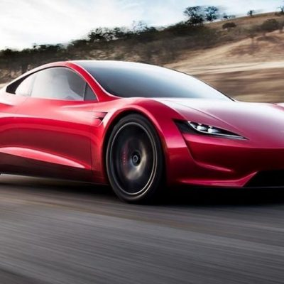 Tesla planning surprise for Grand Basel show; could it be the Roadster?