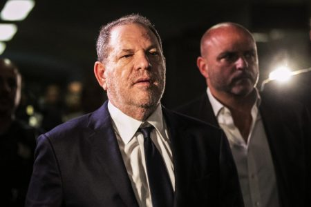 Is Harvey Weinstein a Sex-Trafficker? Judge Says It's OK to Ask.