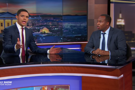 Trevor Noah Assails White House for Dodging N-Word Question