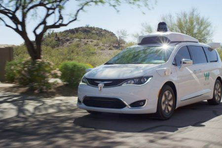 Waymo wants to test its self-driving car tech in China