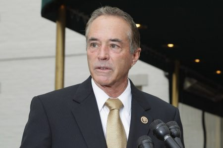 New York Republican Rep. Chris Collins indicted on insider trading charges