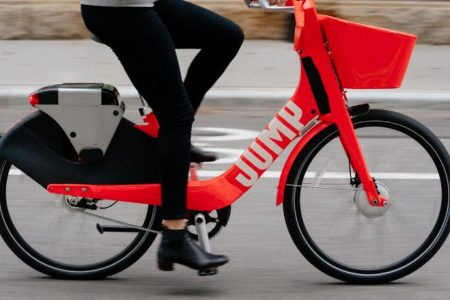 Wanna bike instead of ride? Uber is cool with that