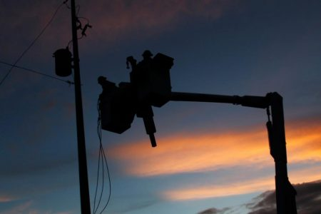 Finally, 11 months after Maria, power is restored in Puerto Rico — except for 25 customers