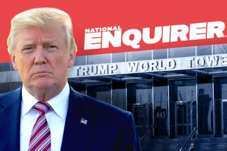 Exclusive: Ex-Trump World Tower doorman releases 'catch-and-kill' contract about alleged Trump affair