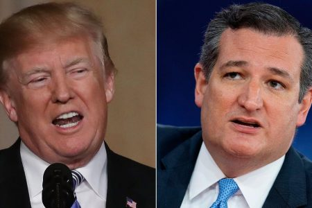 Trump to visit Texas in October to campaign for Ted Cruz