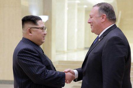 Pompeo names special representative, announces fourth trip to North Korea