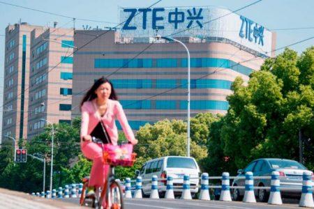 ZTE took a $2 billion hit but it'll soon be making a profit again