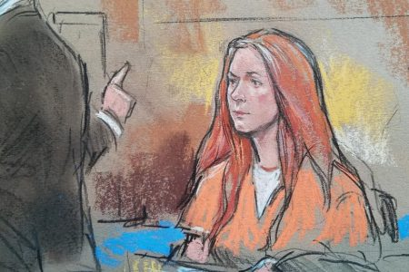 Accused Russian spy Maria Butina asks for house arrest