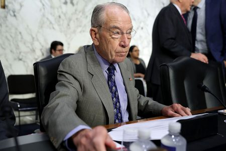 Grassley: Kavanaugh confirmation hearings likely next month