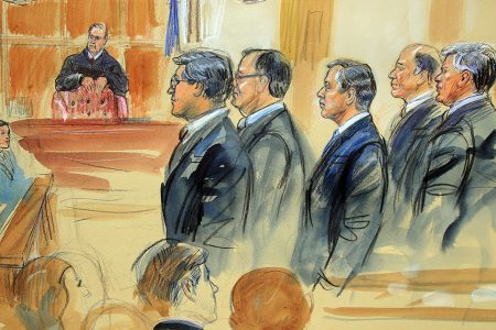 Manafort Trial Day 2: Fake bills, a banned word and a Rick Gates surprise