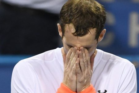 Andy Murray breaks down in tears after 3 am victory
