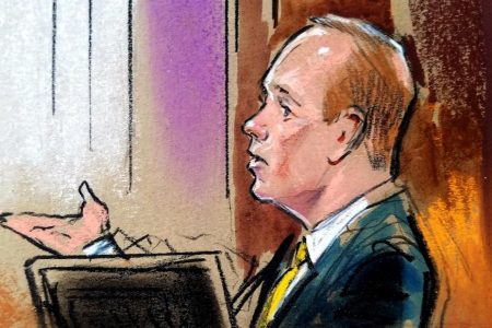 Gates and Manafort, a tale awash in hidden millions and betrayal