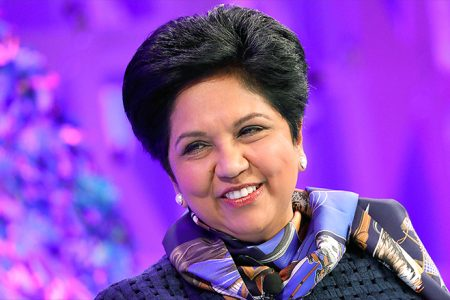 How Indra Nooyi built Pepsi for the future