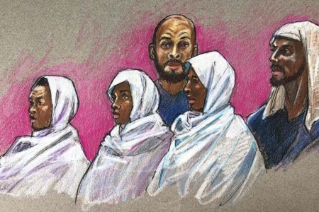 Charges dismissed for three New Mexico compound suspects; two others face new counts