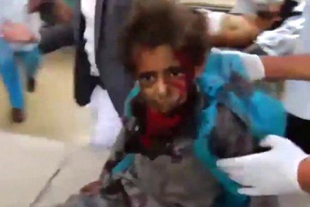 UN chief calls for investigation into Saudi-led strike that killed Yemen children