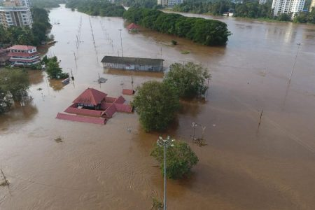 Kerala floods: Red alert issued as death toll rises in Indian state