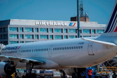 The next CEO of Air France might not be French. Unions say that's 'inconceivable'