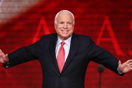 Bob Dole, other colleagues share memories of John McCain
