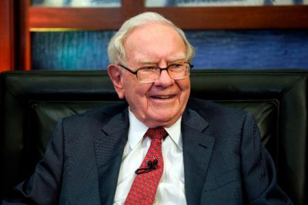 Warren Buffett is investing in Paytm, his first Indian company