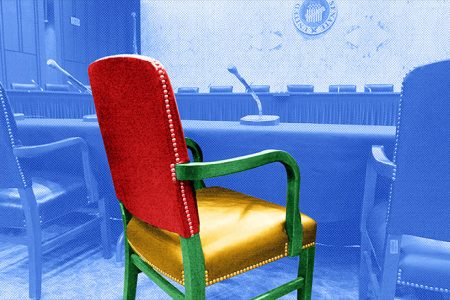 Google won't send its CEO to testify, so senators may hold a hearing with an empty chair