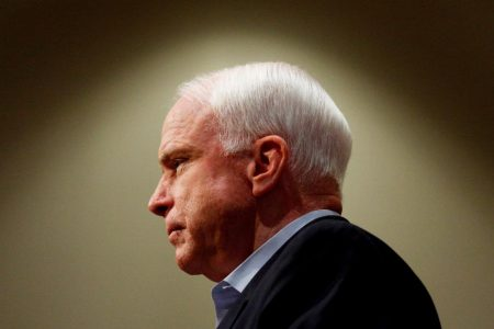 How McCain's faith sustained him and allowed him to forgive himself